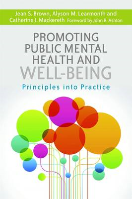 Promoting Public Mental Health and Well-Being (BOK)