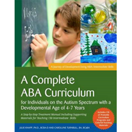 Complete ABA Curriculum for Individuals on the Autism Spectr (BOK)