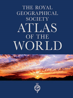 Philip's the Royal Geographical Society Atlas of the World (BOK)