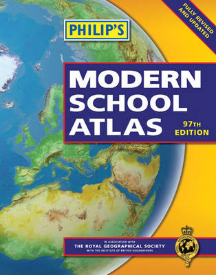 Philip's Modern School Atlas (BOK)