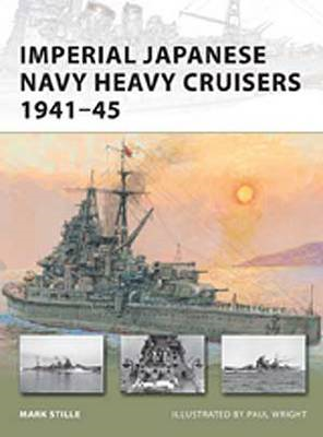 Imperial Japanese Navy Heavy Cruisers 1941-45 (BOK)