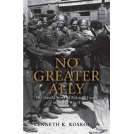 No Greater Ally: The Untold Story of Poland's Forces in World War II (BOK)