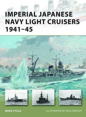 Imperial Japanese Navy Light Cruisers 1941-45 (BOK)