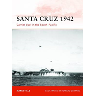 Santa Cruz, 1942: Carrier Duel in the South Pacific (BOK)