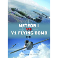 Meteor I Vs V1 Flying Bomb: 1944 (BOK)