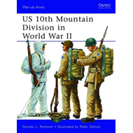 US 10th Mountain Division in World War II (BOK)