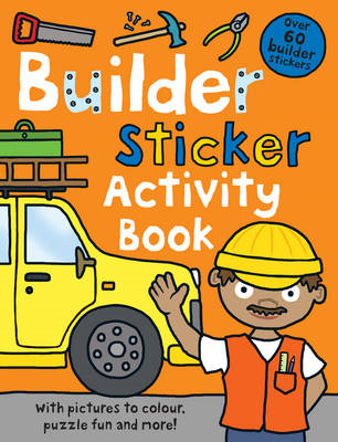Builder Sticker Activity Book (BOK)
