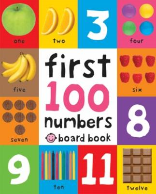 First 100 Numbers (BOK)