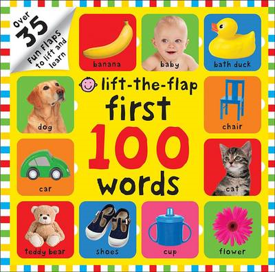 Lift-the Flap First 100 Words (BOK)