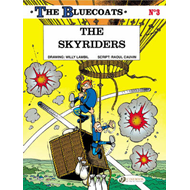 The Bluecoats: v. 3: Skyriders (BOK)