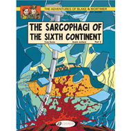 Adventures of Blake and Mortimer: The Sarcophagi of the Sixth Continent, Part 2 (BOK)