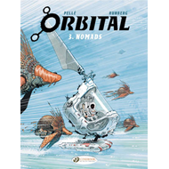 Orbital: Vol 3: Nomads (BOK)