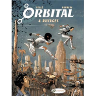 Orbital: Vol 4: Ravages (BOK)