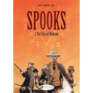 SPOOKS: v. 1: Fall of Babylon (BOK)