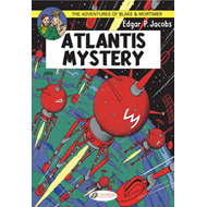 Adventures of Blake and Mortimer: Atlantis Mystery  (BOK)