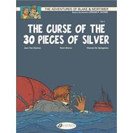 Adventures of Blake and Mortimer:  The Curse of the 30 Pieces of Silver (BOK)