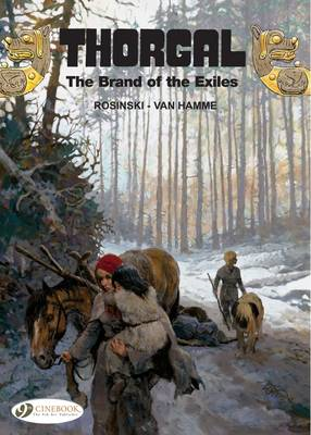 The Brand of Exiles: Vol. 12 (BOK)
