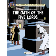Blake & Mortimer: v. 18: Oath of the Five lORDS (BOK)
