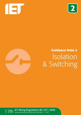 Guidance Note 2: Isolation & Switching (BOK)