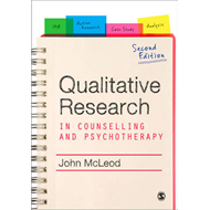 Qualitative Research in Counselling and Psychotherapy (BOK)
