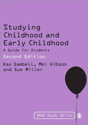 Studying Childhood and Early Childhood (BOK)