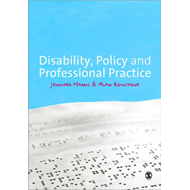 Disability, Policy and Professional Practice (BOK)