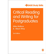 Critical Reading and Writing for Postgraduates (BOK)