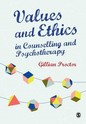 Values & Ethics in Counselling and Psychotherapy (BOK)