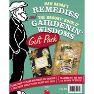 Maw Broon's Remedies and the Broons' Book O' Gairdenin' Wisdoms Gift Pack (BOK)