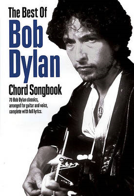 The Best of Bob Dylan Chord Songbook (BOK)