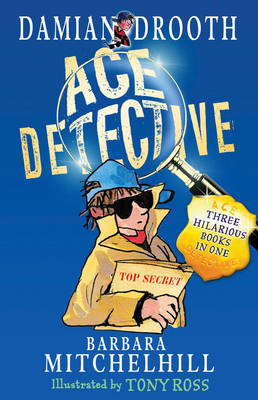 Damian Drooth Ace Detective (BOK)