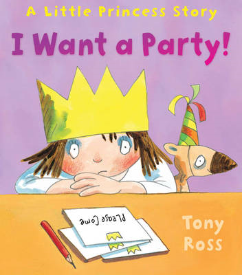 I Want a Party! (BOK)