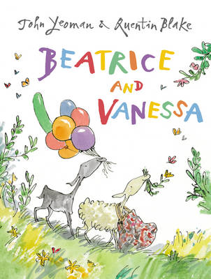 Beatrice and Vanessa (BOK)