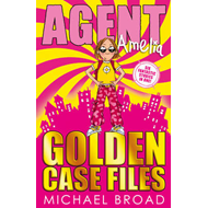 Agent Amelia: Golden Case Files (BOK)