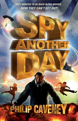 Spy Another Day (BOK)