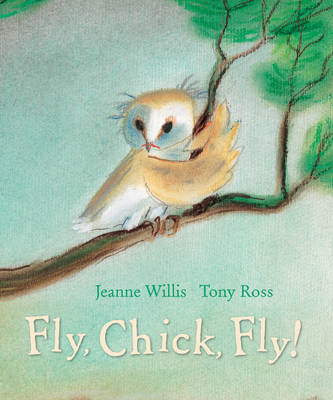 Fly, Chick, Fly! (BOK)