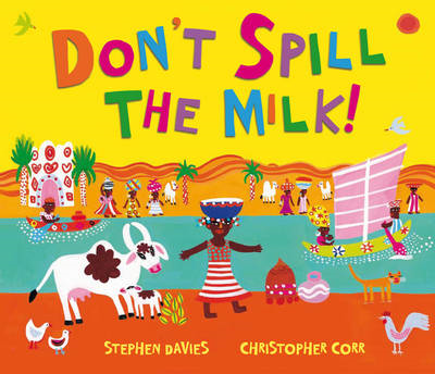 Don't Spill the Milk! (BOK)