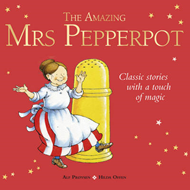 Amazing Mrs Pepperpot (BOK)