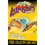 Astrosaurs 20: Earth Attack! (BOK)