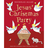 Jesus' Christmas Party (BOK)