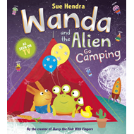 Wanda and the Alien Go Camping (BOK)