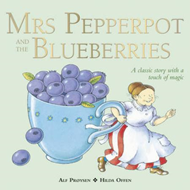 Mrs Pepperpot and the Blueberries (BOK)