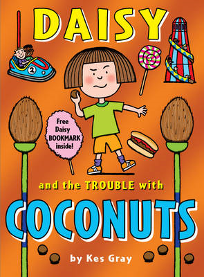 Daisy and the Trouble with Coconuts (BOK)