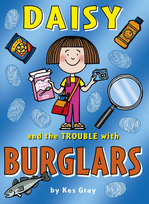 Daisy and the Trouble with Burglars (BOK)