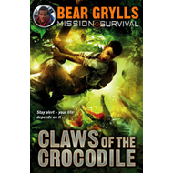 Mission Survival 5: Claws of the Crocodile (BOK)