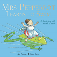 Mrs Pepperpot Learns to Swim (BOK)