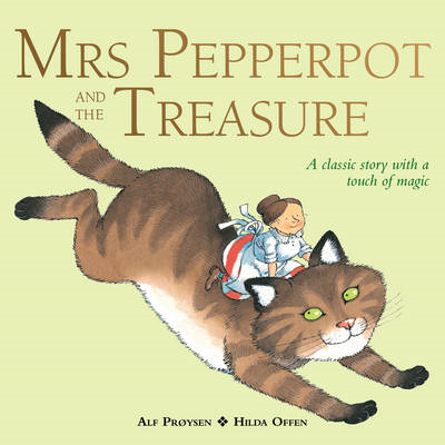 Mrs Pepperpot and the Treasure (BOK)