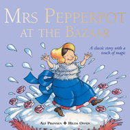 Mrs Pepperpot at the Bazaar (BOK)