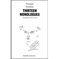 Cocteau: Thirteen Monologues (BOK)