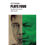 Priestley: Plays Four (BOK)
